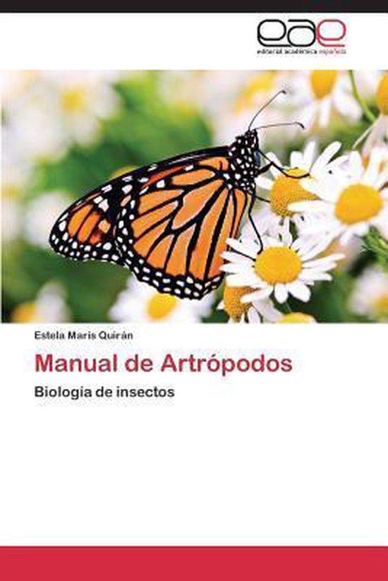 Manual de Artropodos