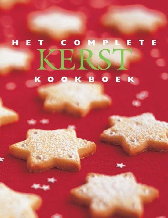 Het complete kerst kookboek - R. Carter |