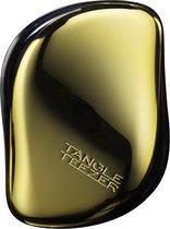 Tangle Teezer Compact Styler Gold Haarborstel - Geel/ Zwart