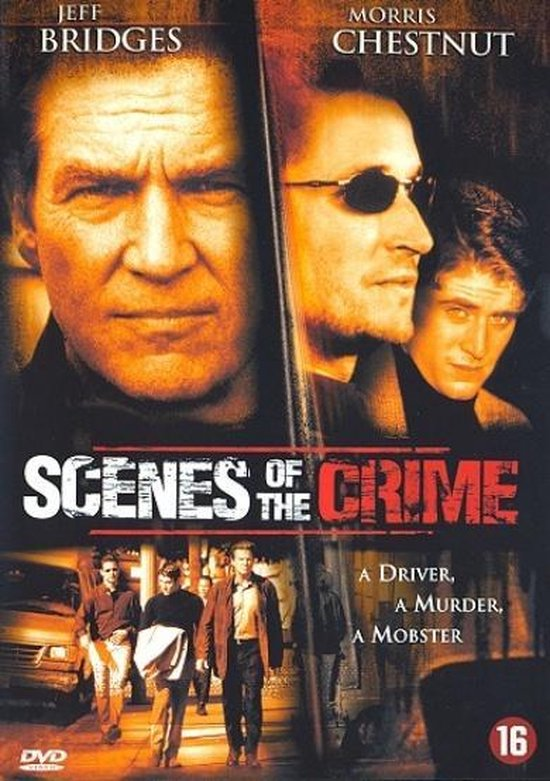 Cover van de film 'Scenes Of The Crime'