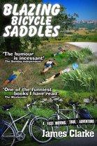 Omslag Blazing Bicycle Saddles