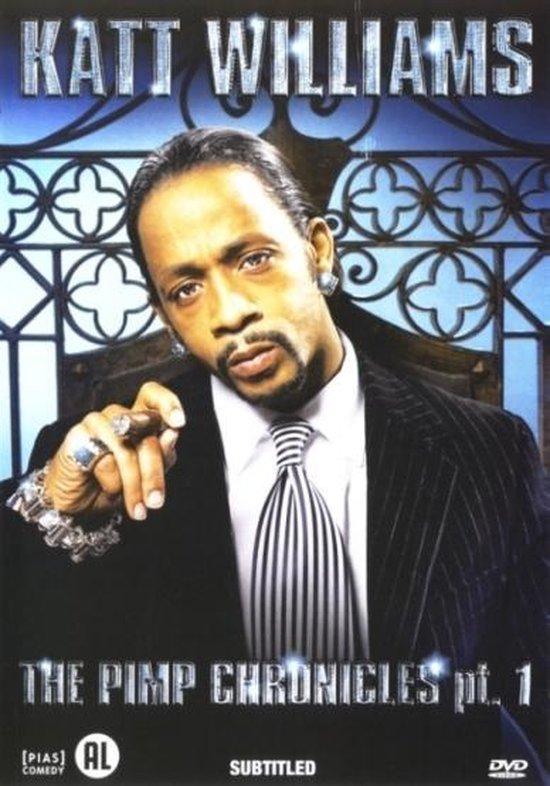 Cover van de film 'Pimp Chronicles Vol. 1'