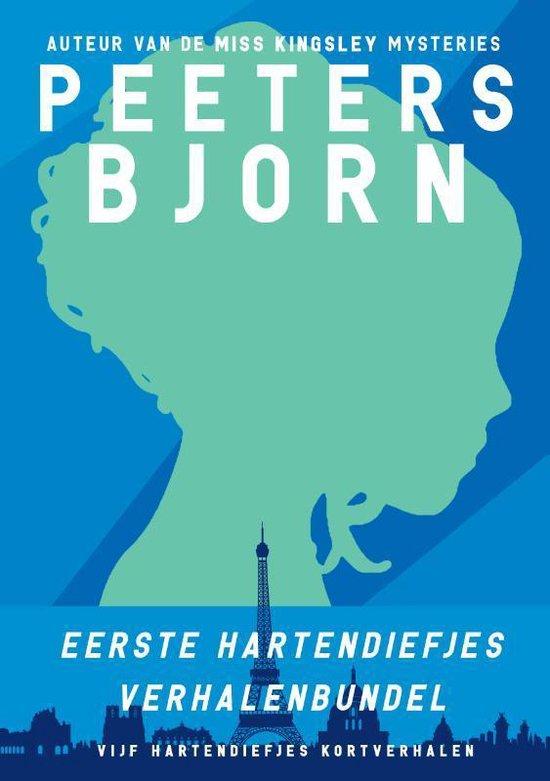Hartendiefjes (bundels) - Eerste Hartendiefjes Verhalenbundel - Bjorn Peeters |