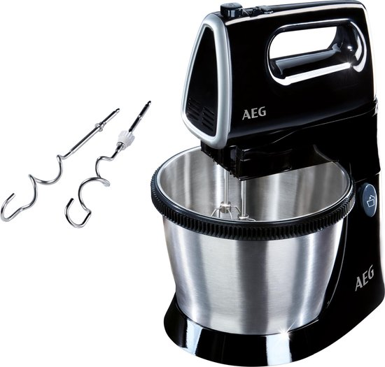 AEG SM3300 Handmixer met Mengkom