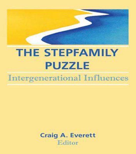 Afbeelding van The Stepfamily Puzzle