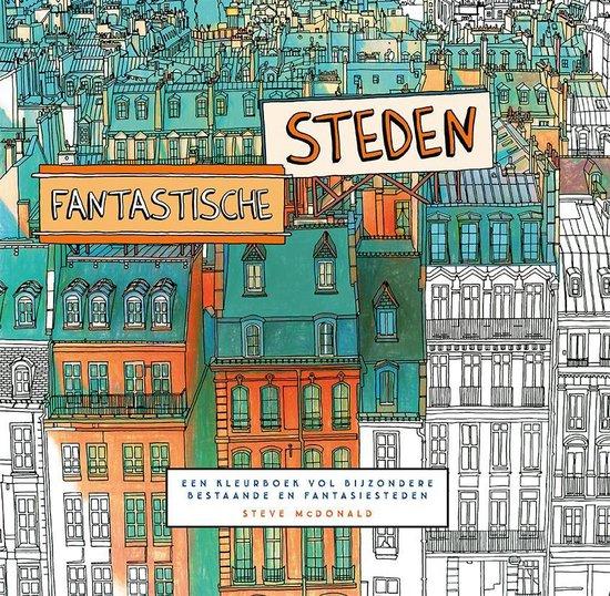 Fantastische steden - Diverse auteurs |