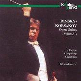 Rimsky-Korsakov: Opera Suites Vol 3 / Serov, Odense SO