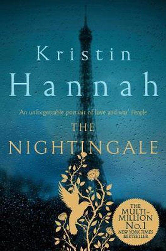 Boek cover The Nightingale van Kristin Hannah (Paperback)