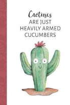 Cactuses Are Just Heavily Armed Cucumbers