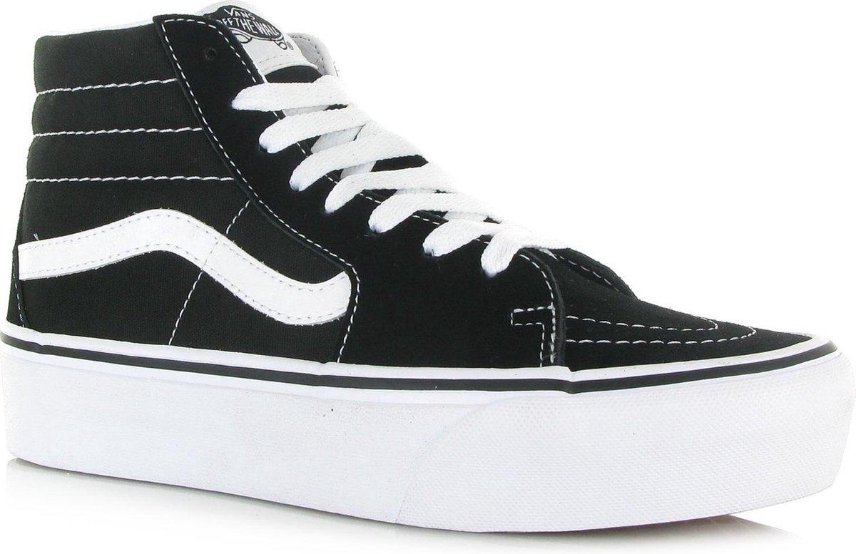 Vans Dames Sneakers Sk8 Hi Platform 2 - Zwart - Maat 41