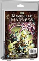 Mansions of Madness The Laboratory Expansion - Bordspel