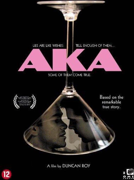 Cover van de film 'A.K.A.'