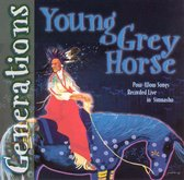 Young Grey Horse - Generations