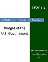 A Platform to Revitalize America