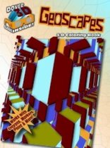 3-D Coloring Book - Geoscapes