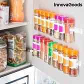 InnovaGoods Zelfklevend en Deelbaar Kruidenrek