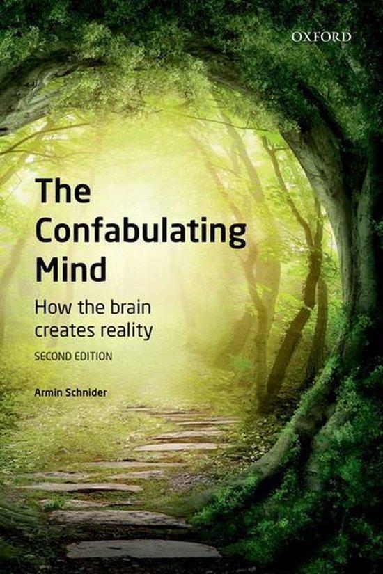 Boek cover The Confabulating Mind van Armin Schnider (Onbekend)