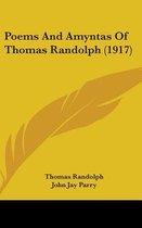 Poems and Amyntas of Thomas Randolph (1917)