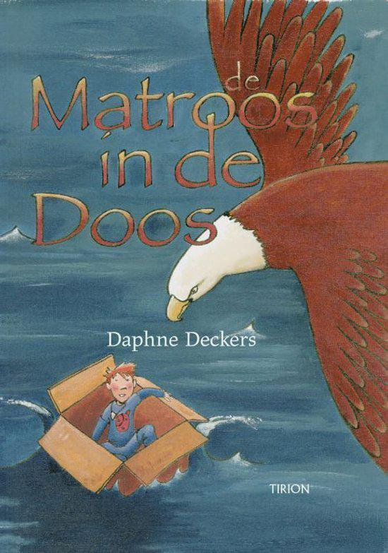 Cover van het boek 'De Matroos in de Doos' van Daphne Deckers