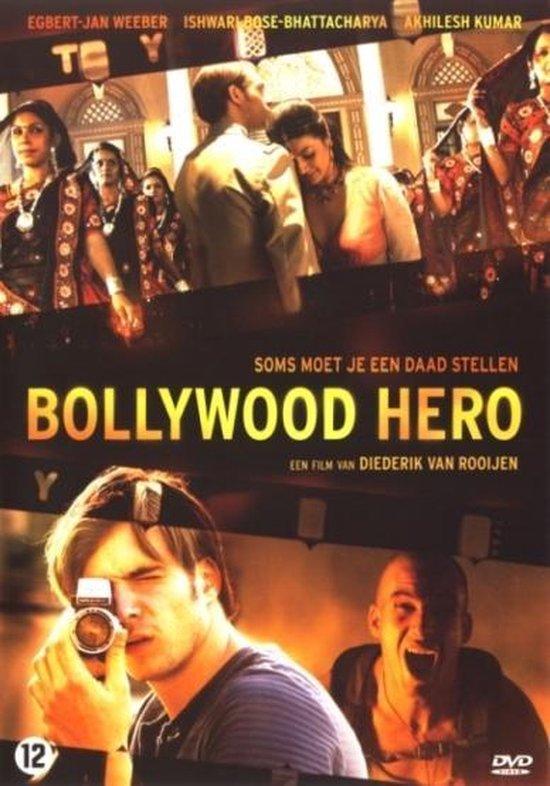 Cover van de film 'Bollywood Hero'