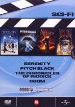 Sci-Fi Box (4DVD)