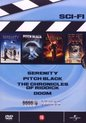 Sci-fi Boxset (D)