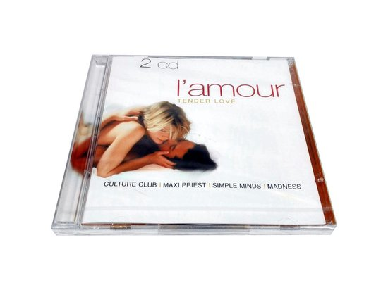 L'Amour - Tender Love - 2CD