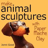 Make Animal Sculptures with Paper Mache Clay