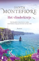 Boek cover Het vlinderkistje / druk Heruitgave van Santa Montefiore