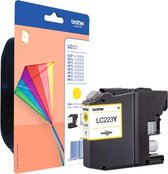 Brother LC-223 - Inktcartridge / Geel