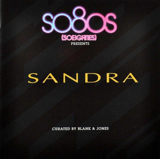 So80S Presents Sandra-Curated By Bl