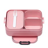 Mepal Bento Take a Break Lunchbox - Midi - Nordic Pink
