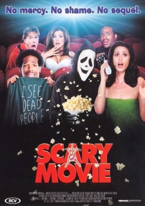 Cover van de film 'Scary Movie 1'