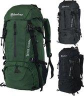 Beefree 55 Liter Backpack | Inclusief regenhoes (updated 2020 model) - Groen