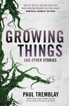 Omslag Growing Things and Other Stories