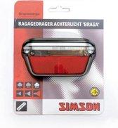 Simson Brasa XB - Achterlicht - Batterij - Led