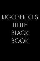Rigoberto's Little Black Book