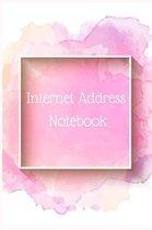 Internet Address Notebook