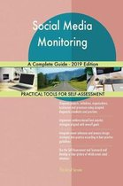 Social Media Monitoring A Complete Guide - 2019 Edition