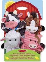 Melissa & Doug - Farm Friends - Handpoppen