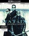 The Matrix Revolutions (4K Ultra HD Blu-ray)