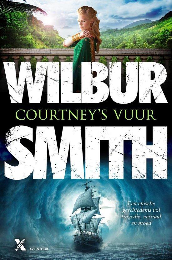 Courtney's vuur - Wilbur Smith |