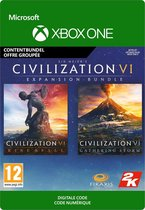Sid Meier's Civilization® VI uitbreidingsbundel- Xbox One download