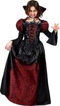 Vampierenkostuum voor kinderen Halloween - Verkleedkleding - 134/146