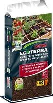 Ecoterra voor Groenten & Kruiden (60ltr)
