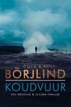 Boek cover Rönning & Stilton  -   Koudvuur van Rolf Börjlind (Paperback)