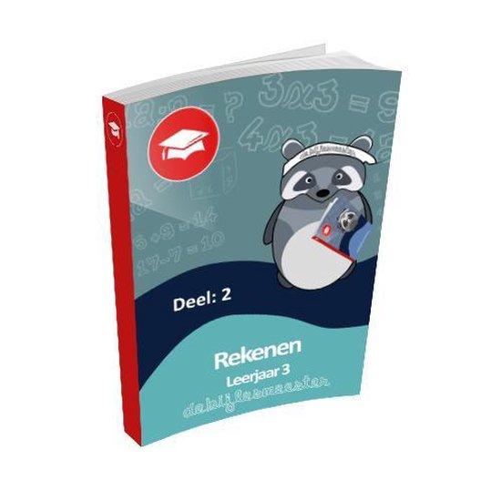 Oefenboek Leerjaar 3 Rekenen - Deel 2 - De Bijlesmeester | Fthsonline.com