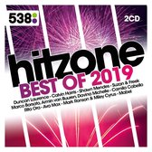 CD cover van 538 Hitzone: Best Of 2019 van Hitzone