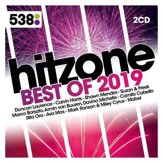 CD cover van 538 Hitzone: Best of 2019 van Hitzone