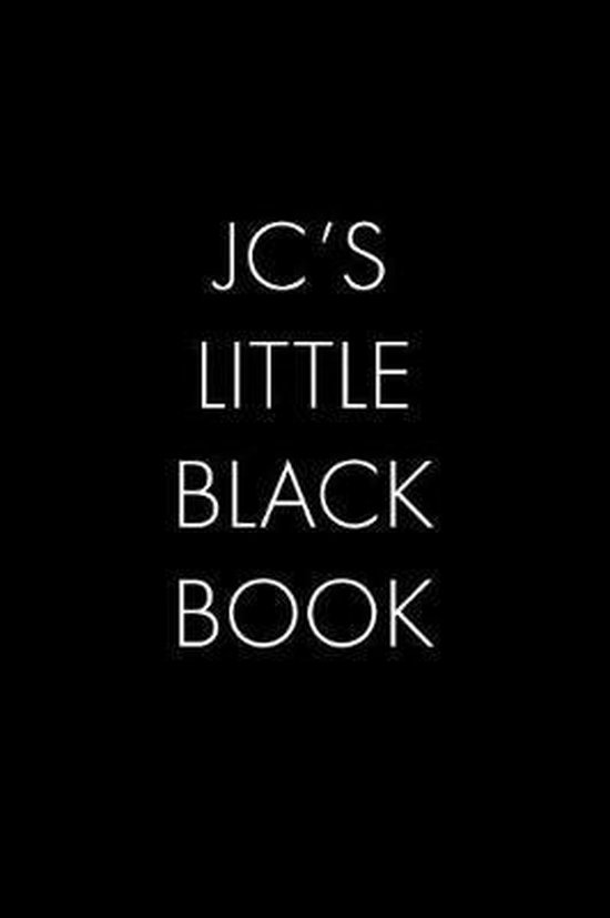 Jc's Little Black Book